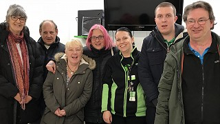 GEM's have the chance to see behind the scenes at Asda