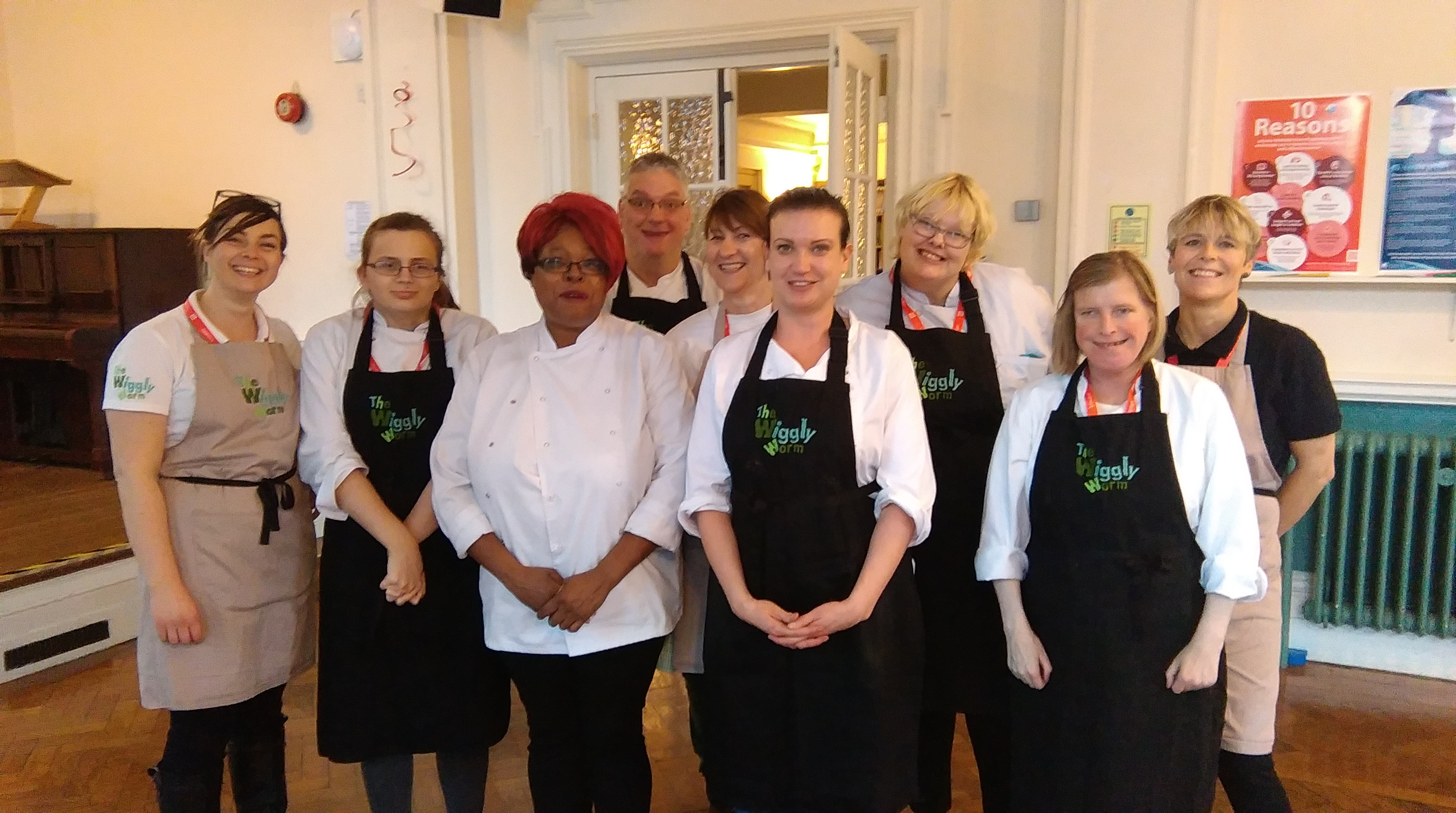 Budding GEM chefs get a taste in the kitchen